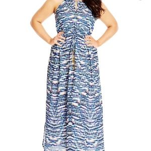 Copacabana Maxi Dress - City Chic